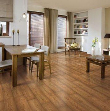 Pembersihan dan perawatan lantai kayu harian