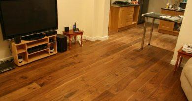 lantai kayu Merbau batam