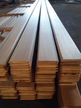 harga lambersering plafon kayu ulin