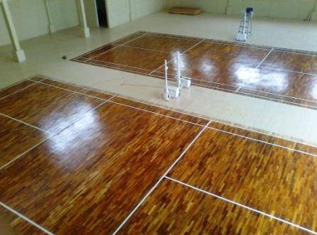 lantai kayu gedung serbaguna tasikmalaya 1