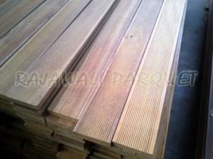 Decking kayu Bengkirai Produk