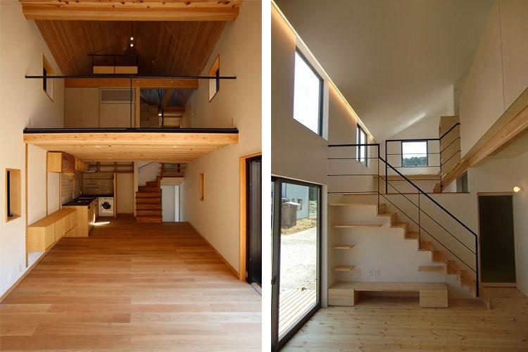 Inspirasi desain interior rumah minimalis