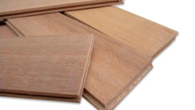 Jual flooring kayu bengkirai