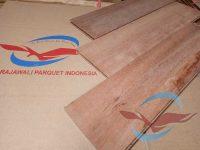 harga lantai kayu Parquet Keruing
