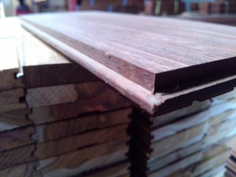harga lantai kayu flooring bepel merbau