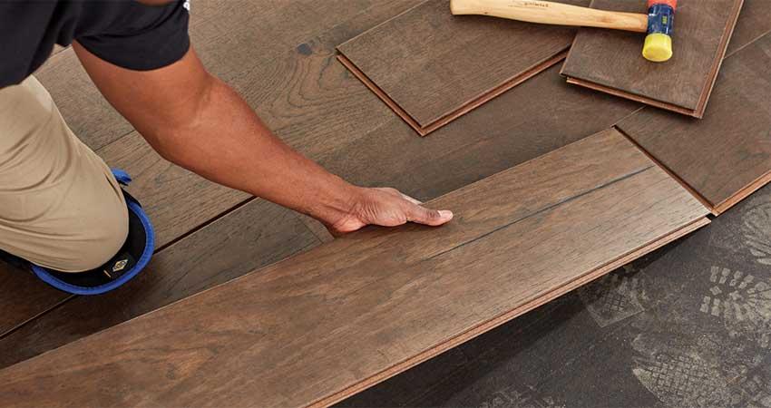 4 pola pemasangan lantai kayu