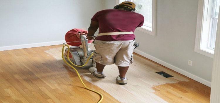 pembaharuan lantai kayu