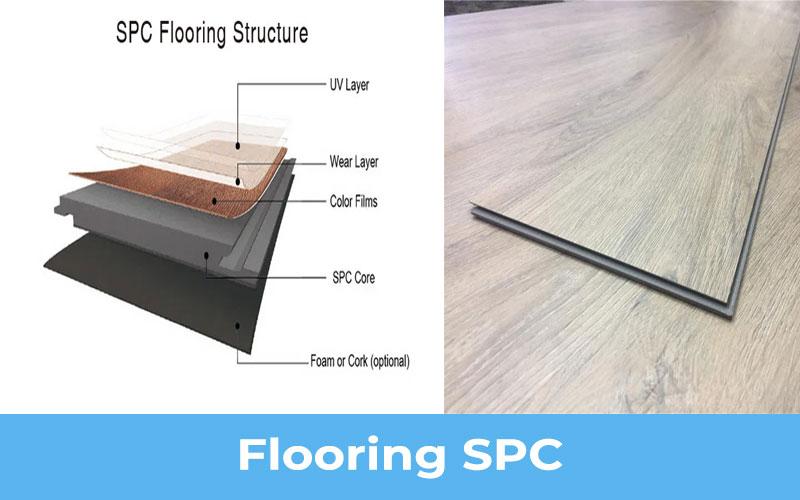 lantai SPC masuk ke dalam jajaran lantai kayu tempel terbaik