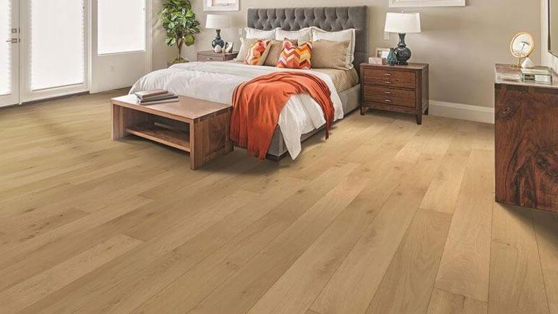 Kelebihan menggunakan lantai SPC untuk kamar tidur