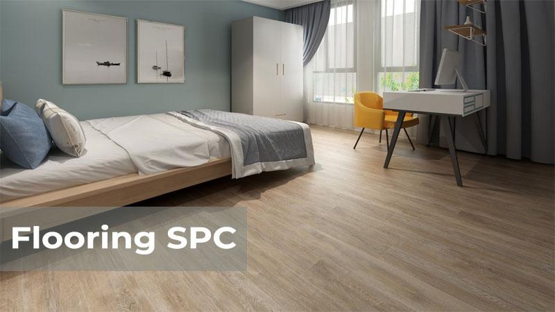 Rekomendasi Flooring SPC untuk kamar tidur