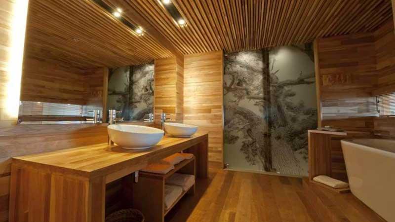 Desain serba kayu