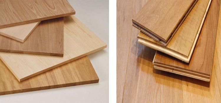 Jual lantai kayu engineered