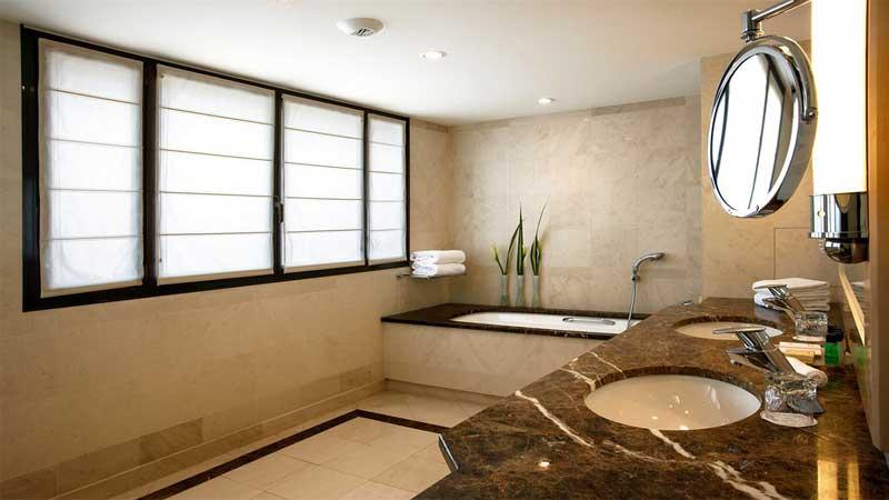 konsep kamar mandi minimalis itu sangat simple dan terlihat rapih