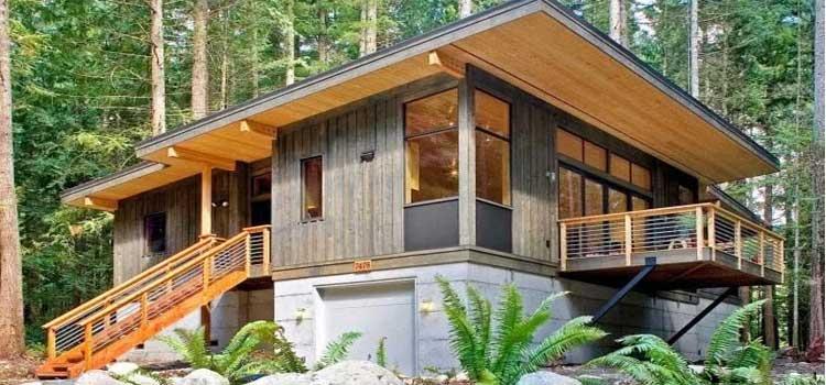 Desain lantai kayu