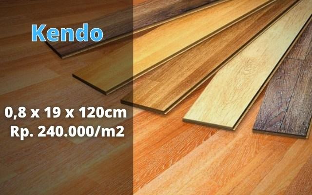 Flooring laminate kendo