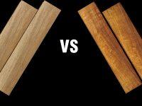 perbandingan kayu jati kampung dan perhutani