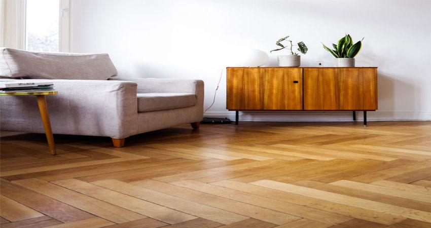 lantai kayu sangat awet