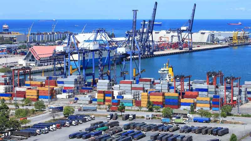apa yang dimaksud dengan pelabuhan?