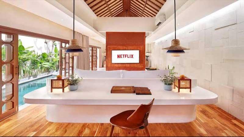 membangun villa dengan konsep alami