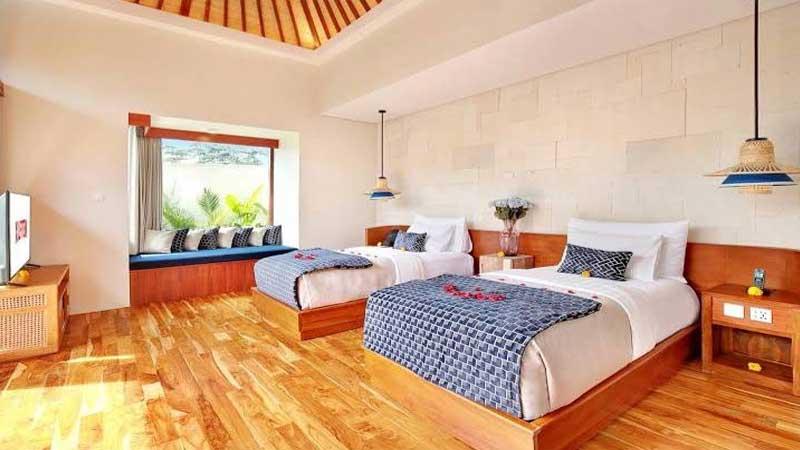 menentukan jumlah kamar untuk villa ala liburan