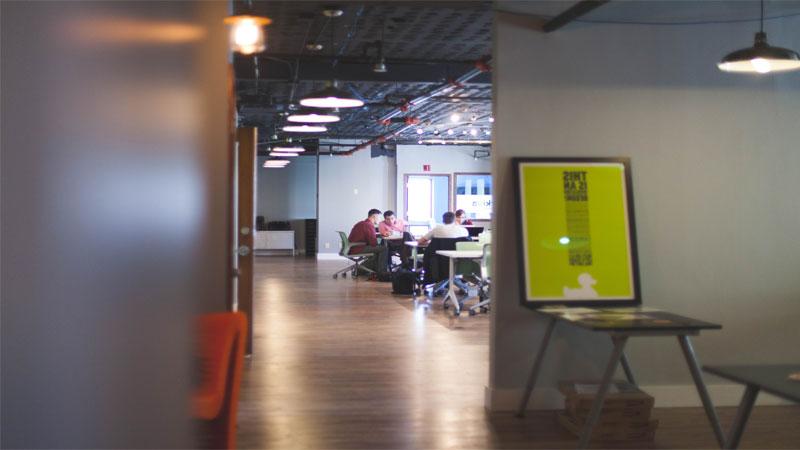 lantai untuk kantor