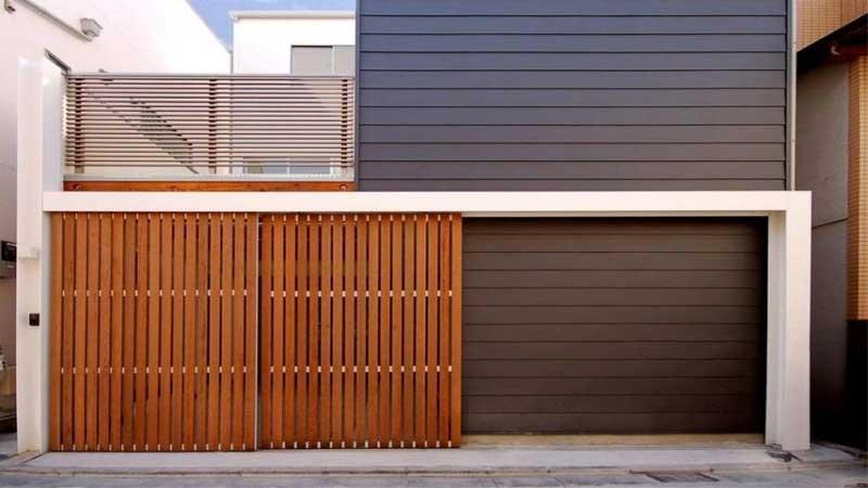 keunggulan dalam memakai pagar kayu untuk depan rumah