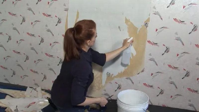 kelebihan & kekurangan memakai wallpaper dinding