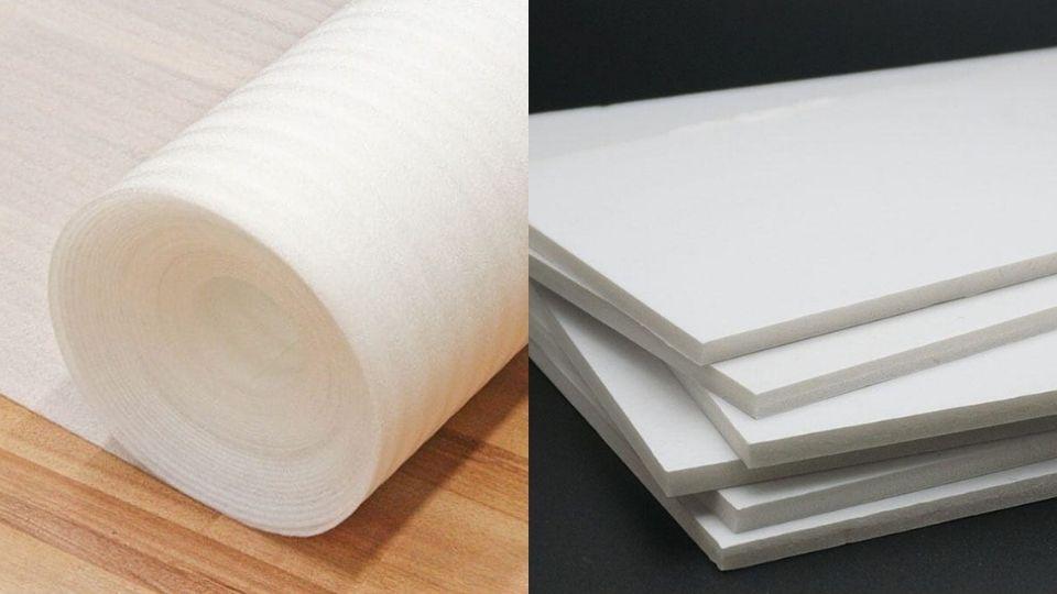 Perbedaan Polyfoam dengan Styrofoam